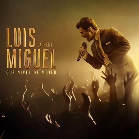 """Ya está disponible el primer audio de la segunda temporada de Luis Miguel, la serie, """"Qué Nivel de Mujer"""""""