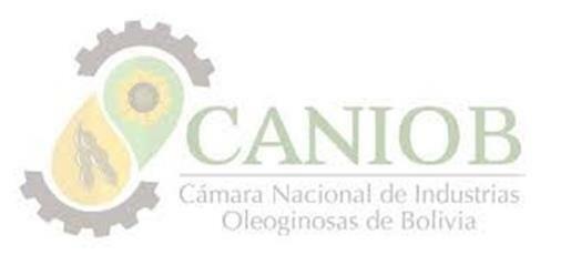 CANIOB advierte sobre los efectos negativosde posible impuesto a las agroexportaciones