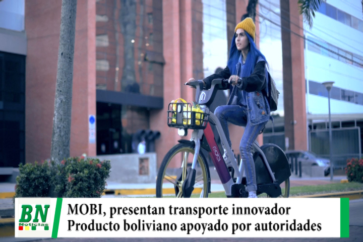 Presentan un nuevo e innovador sistema de transporte que usa electricidad, producción nacional apoyada por autoridades