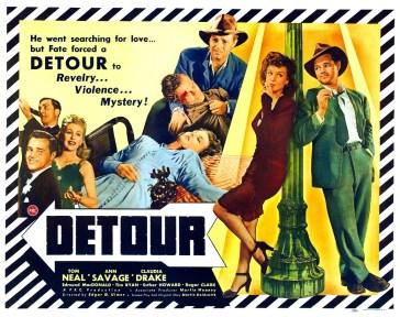 Detour Big Poster