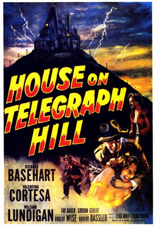 The_House_on_Telegraph_Hill_Poster