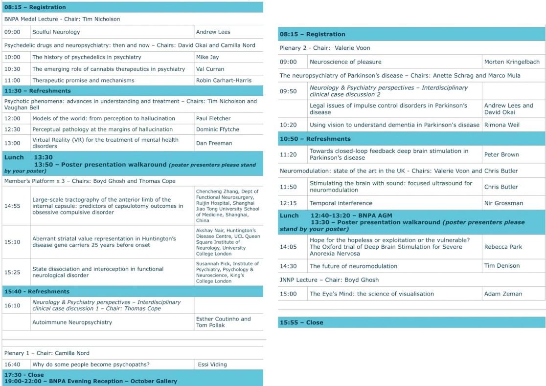 BNPA 2020 Programme Dec 19