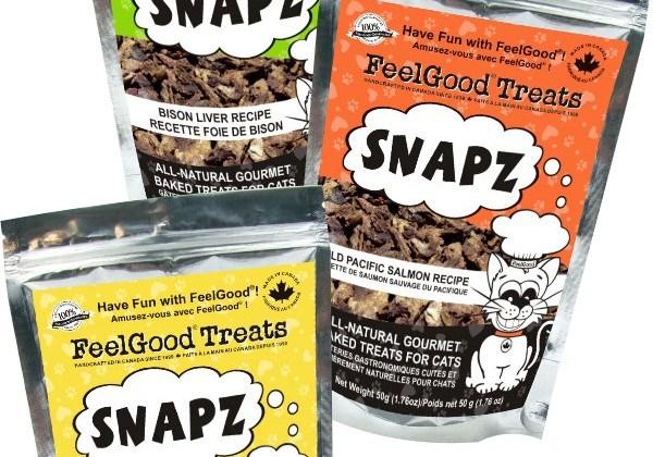 New Product 2015 – Snack 21 Maple Salmon Snapz for Katz
