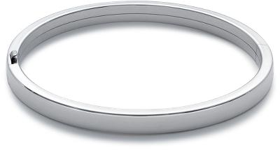 Flat Bangle Bracelet In Sterling Silver Blue Nile
