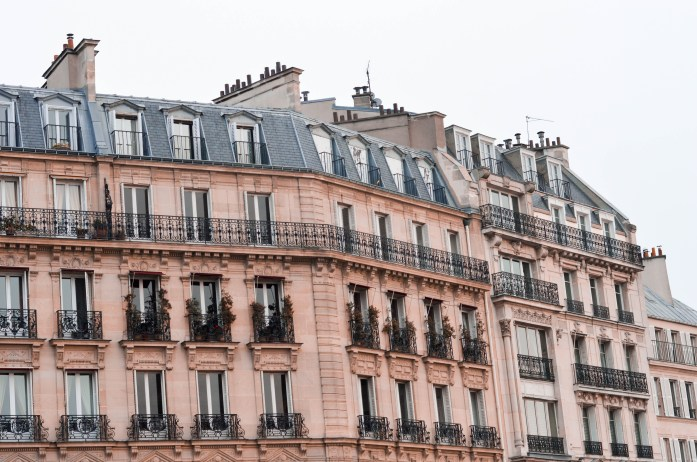 paris-facades