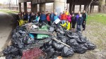 The Monthly Waterway Cleanup Program