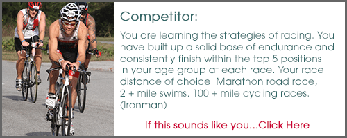 Tips for the Competing Triathlete (Olympians)