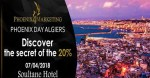 Discover the secret of the 20% / مؤتمر التسويق الشبكي المنتظر في الجزائر