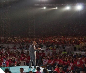راندي كيج في مؤتمر شركة P4M العالمي الثاني