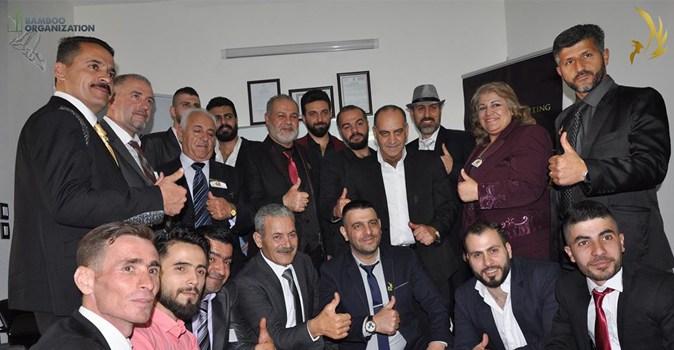 افتتاح مكتب لشركة P4M في سوريا / طرطوس/