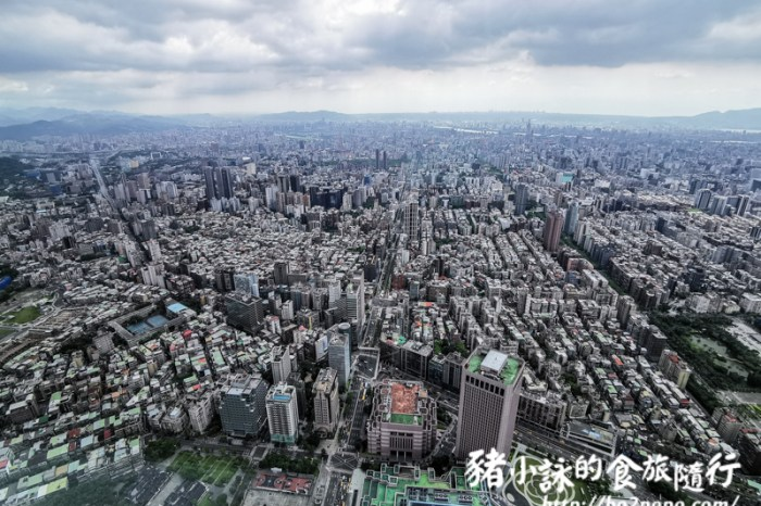 台北。信義》台北101觀景台
