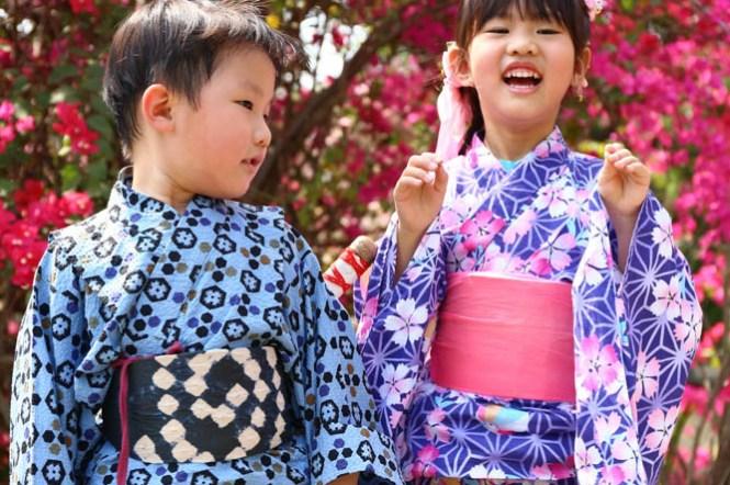 不用飛日本就能當櫻花妹。全台和服浴衣體驗景點一覽