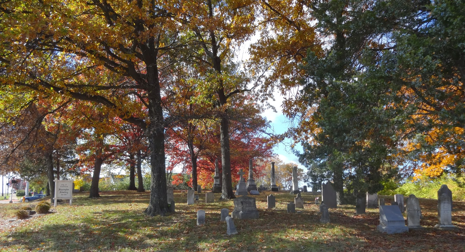Sappington Cemetery State Historic Site, Missouri State Parks