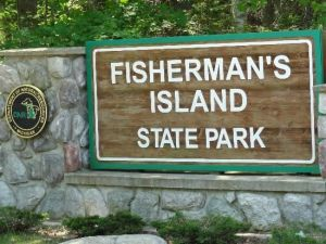 FISHERMAN'S ISLAND STATE PARK