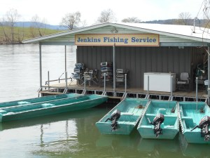 Jenkins Fishing Service & Motel