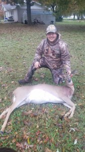 FIRST BOW KILL