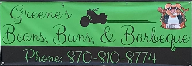 GREENE'S BEANS, BUNS, & BARBEQUE