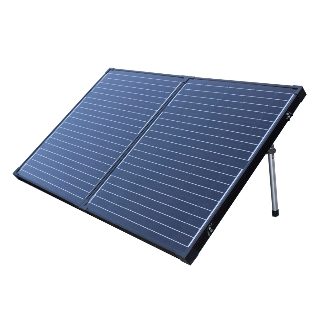 120w Portable Folding Solar Kit Boab Off Road