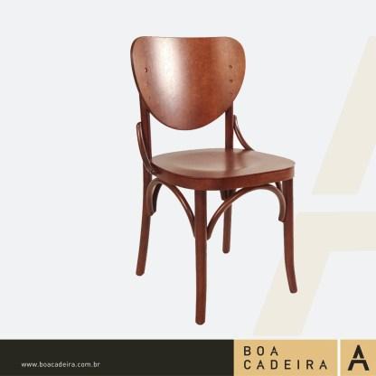 Cadeira de Madeira São Paulo Gold