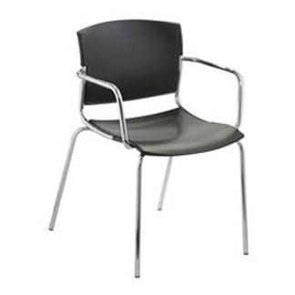 Cadeira de Metal ARANDU com braços