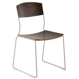 Cadeira de Metal Empilhável AVARÉ