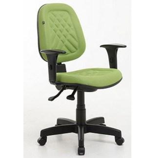 Cadeira Executiva Giratória com Braço ELEGANT CONFORT
