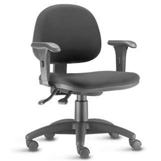 Cadeira Executiva Giratória com Braço Regulável BARRINHA