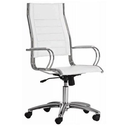 Cadeira Presidente Alta Giratória com Braço ERVAL