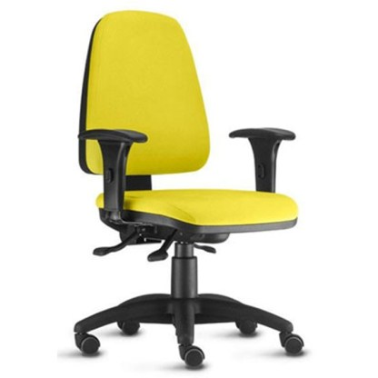 Cadeira Presidente Giratória com Braço Regulável AGUDOS
