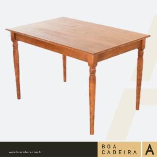Mesa de madeira -CALMON