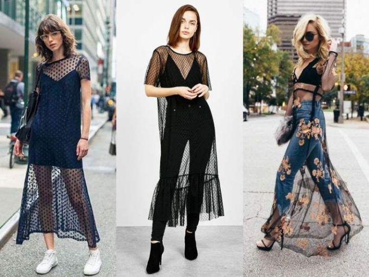 transparência na moda outono inverno
