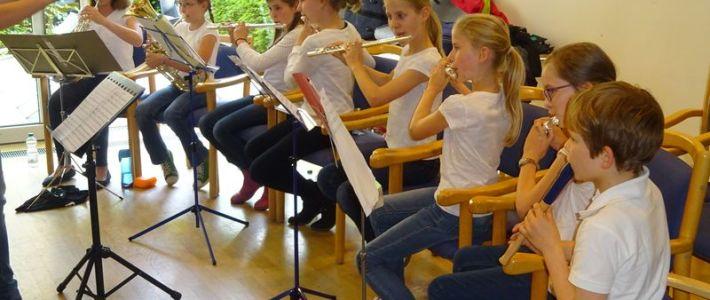 Schüler- und Jugendorchester sucht MitspielerInnen