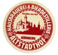 altstadthof beer mat