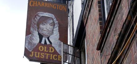 The Old Justice pub, Bermondsey