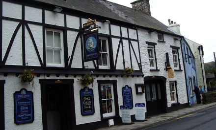 The Ship Inn, Solva, Pembrokeshire, Wales