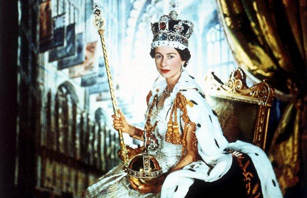 The Queen, 1953.