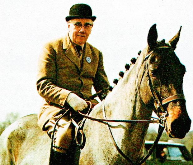 Colonel W.H. Whitbread.