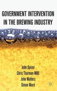 Government Intervention in the Brewing Industry (cover)