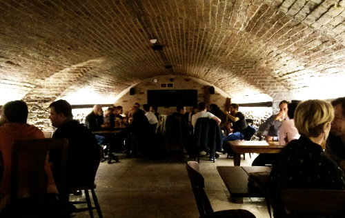 Beer Emporium, Bristol.