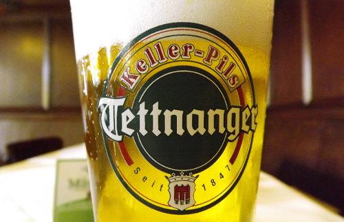 Kronen Keller-pils, Tettnang.