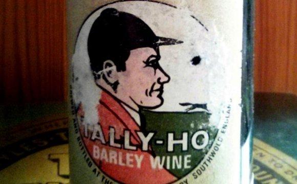 Adnams' Tally Ho c.1977.