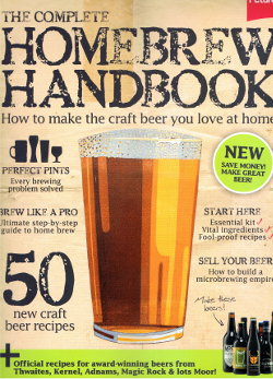 Cover of the Homebrew Handbook.