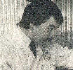 Will Wallis, 1987.