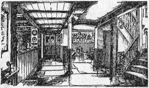 Ship Inn, Mevagissey.