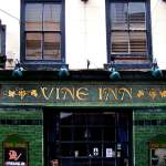 The Vine Inn, Manchester.