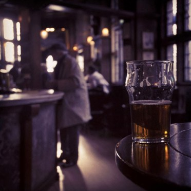 The Black Friar, City of London.