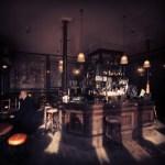 The Ten Bells, Whitechapel, bar area.