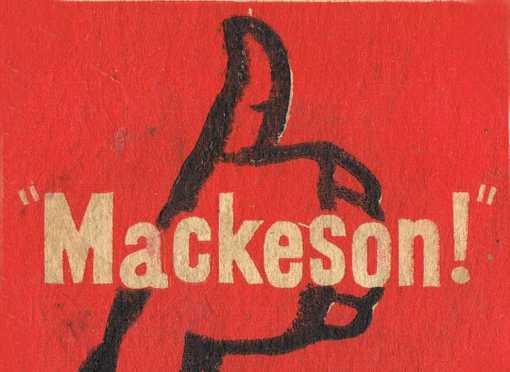 St Michael's Canon #1: Mackeson