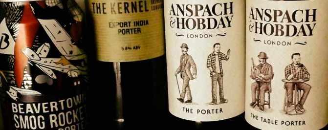 Porter Tasting: Batch 4 — Taste of London