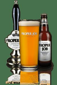 St Austell Proper Job IPA.